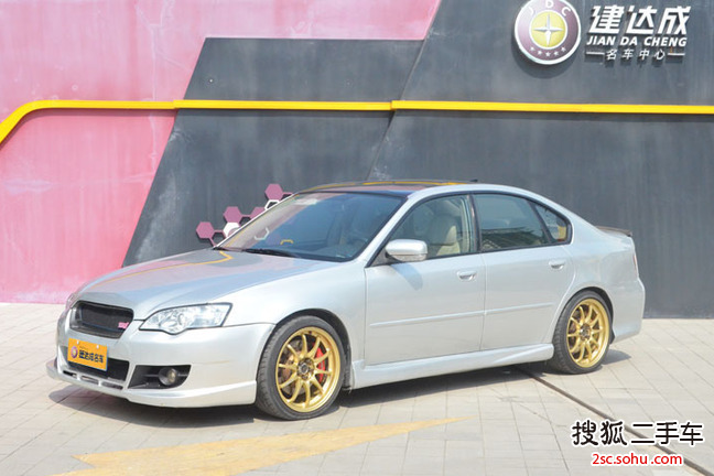深圳二手 斯巴鲁 力狮2005款 legacy kombi 3.0 高清图片