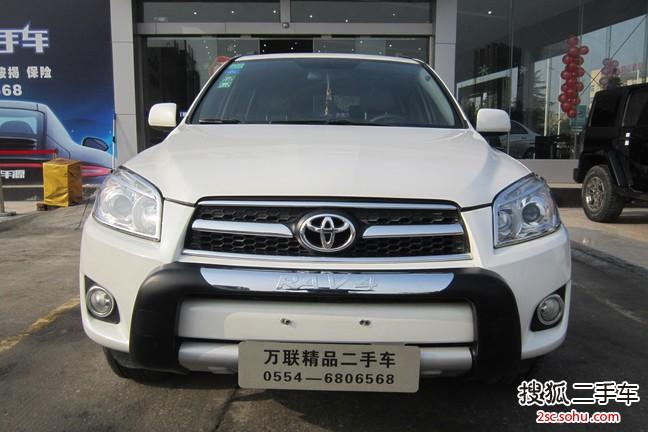 淮南-丰田rav42009款2.0l 自动 豪华版