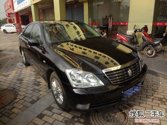 南昌-丰田皇冠2008款2.5l royal 特别导航版 [霸气皇冠 2.