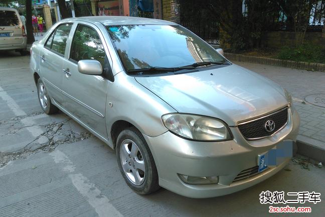 温州-丰田威驰2004款04款 1.3i dlx 手动五速 [看车!]
