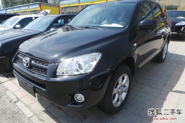 北京-丰田rav42009款2.0l 自动 豪华版