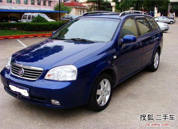 上海-别克凯越旅行车2007款06款 1.