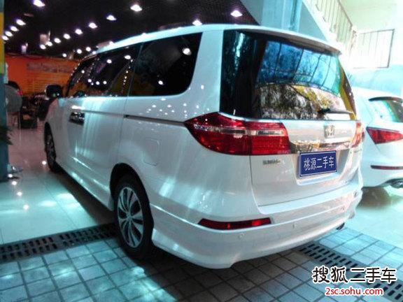 深圳二手本田艾力绅2013款2.4l 自动 豪华导航高清图片