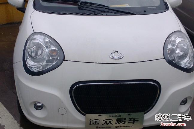 宁波二手吉利全球鹰熊猫2011款1