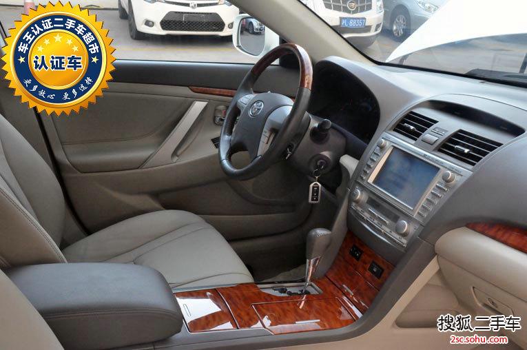 丰田凯美瑞2007款08款 240g 2.4 手自一体