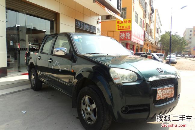 深圳-长城风骏32008款2.8l 商务版 后驱柴油 [一手长城皮卡2.