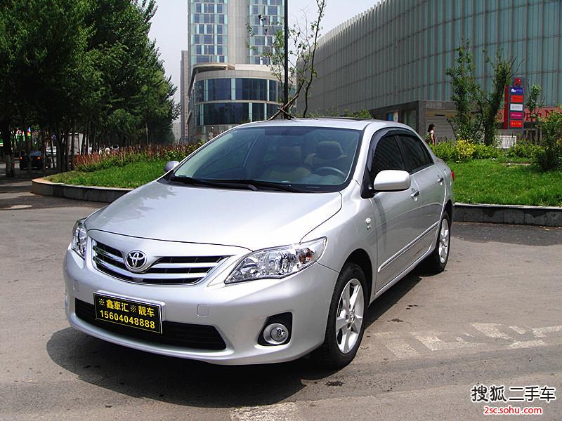 丰田卡罗拉2011款1.8l