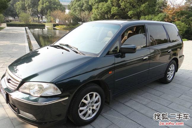 苏州二手本田奥德赛2003款2.3+DLX+自动4.916款宾利飞驰最低价格图片