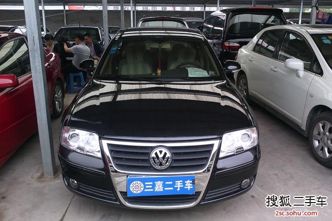 上海-大众帕萨特领驭2006款2.0 舒适型 自动 [实车实拍绝无虚假]