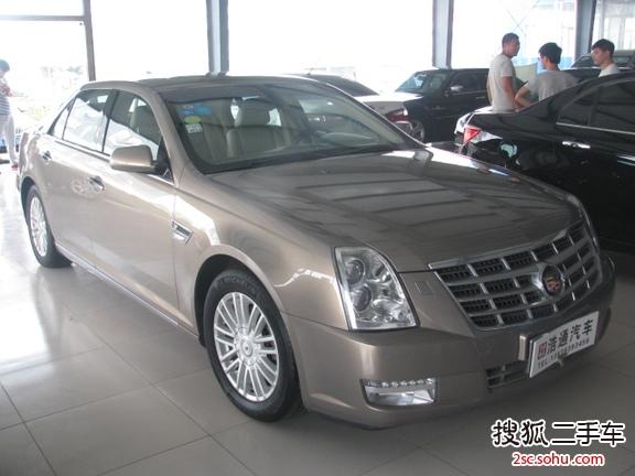 郑州-凯迪拉克sls赛威2010款3.0l 精英型