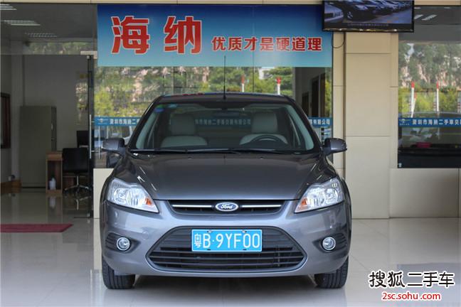 深圳二手福特福克斯三厢2013款三厢经典