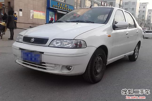 郑州二手菲亚特西耶那2005款1.5fsx-mt