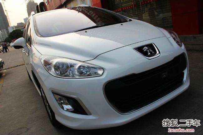 厦门-标致308sw2013款1.6t sw 豪华型 [1年的准新车进口标致]