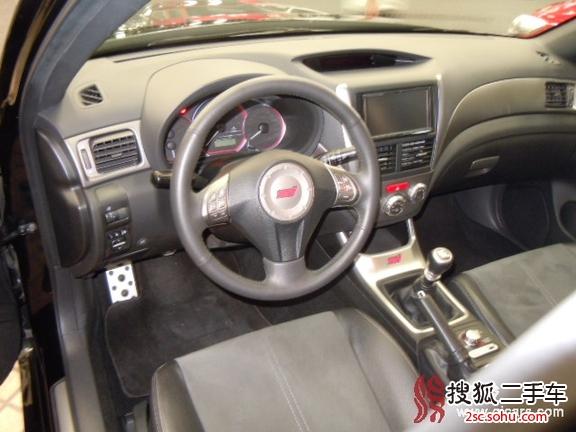 广州二手斯巴鲁 进口 翼豹 越野车suv 33万元 高清图片