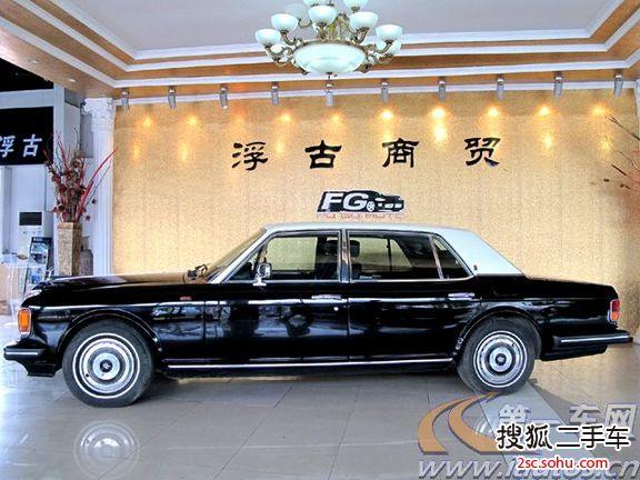 北京二手 劳斯莱斯 银刺6.2 at 98万 元 北京浮古高清图片