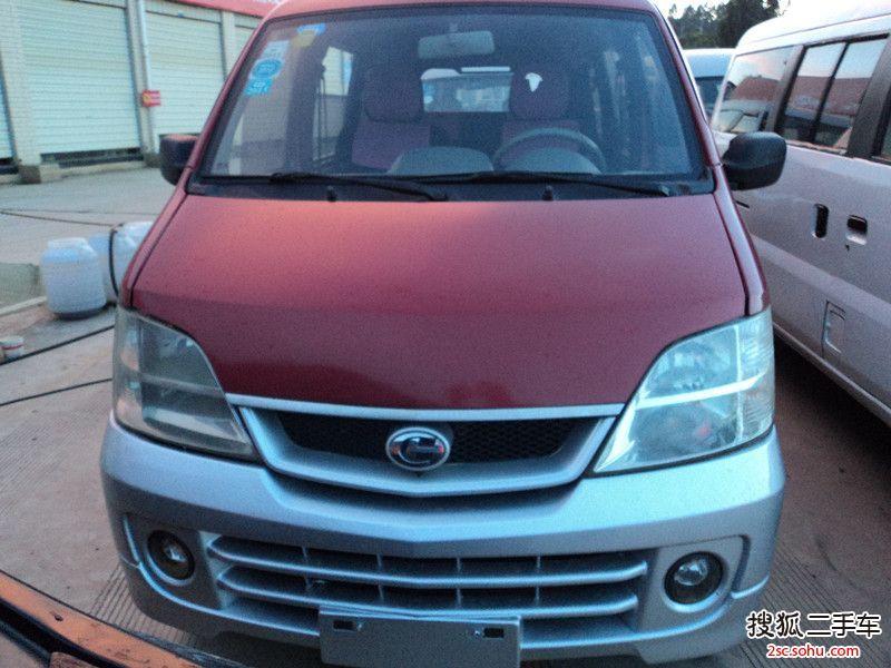 昌河汽车 福瑞达 ch6390豪华型1.1 高清图片